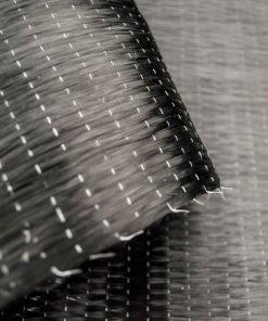 الیاف کربن تک جهته--مقاوم سازی تکنوپل
