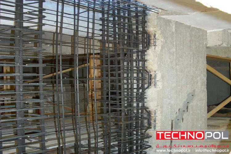 دیوار برشی پرکننده-تکنوپل
