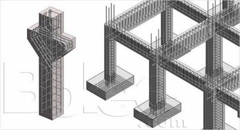 تقویت ستونهای بتنی