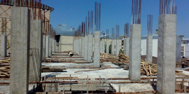 مقاوم سازی ساختمان بتن آرمه با FRP