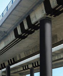 مقاوم سازی پل بتنی با پارچه کربن دو جهته-مقاوم سازی افزیر