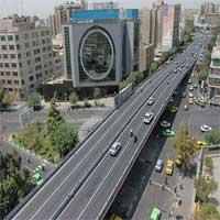 پایان عملیات مقاوم سازی پل کریم خان زند