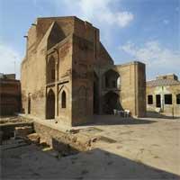 مسجد و مدرسه حیدریه _ سلجوقی قزوین