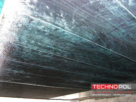 تقویت و مقاوم سازی خمشی سقف