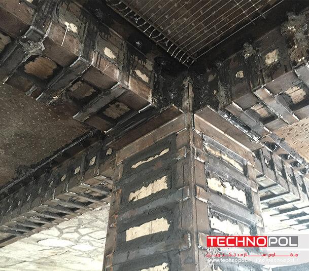 مقاوم سازی به روش ژاکت فولادی