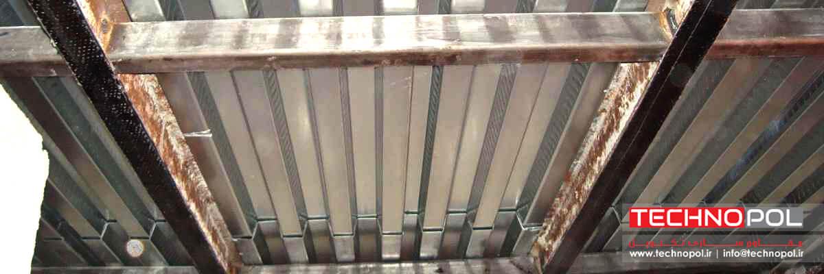 مقاوم سازی خمشی تیرچه فولادی با فیبر کربن
