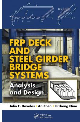 جلد کتاب FRP DECK & Steel Girder Bridge system